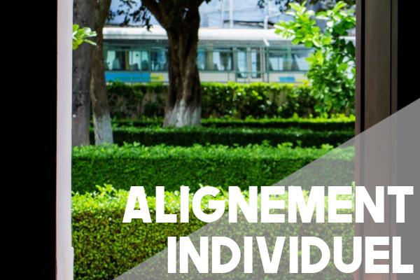 alignement individuel