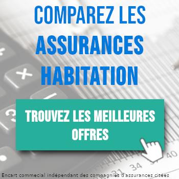 comparer assurances habitations