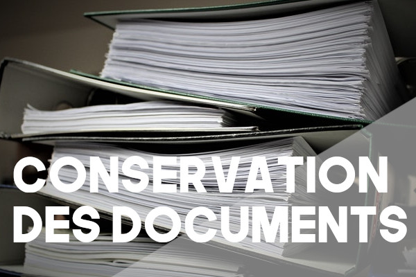 conservation documents