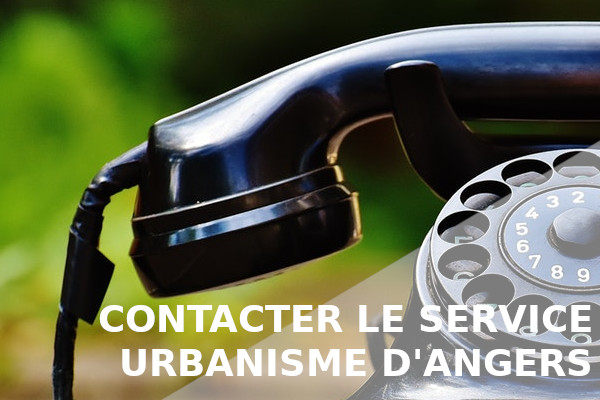 contacter urbanisme angers