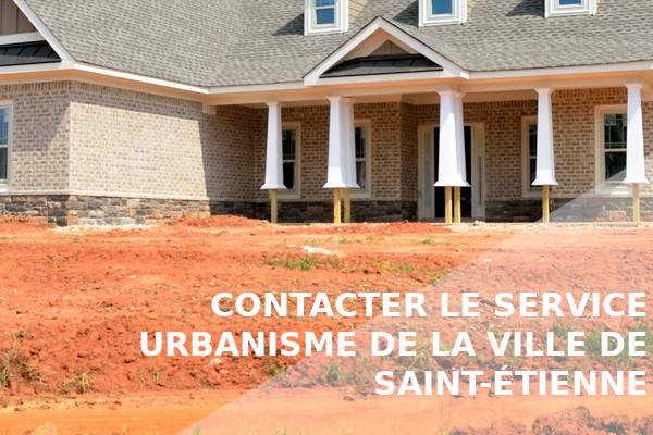 urbanisme saint-étienne
