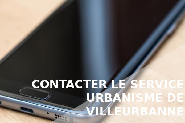 contact urbanisme villeurbanne