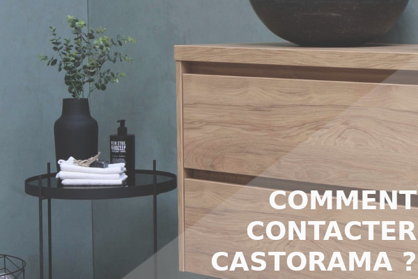 comment contacter castorama