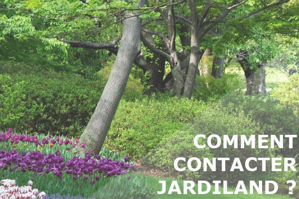 comment contacter jardiland