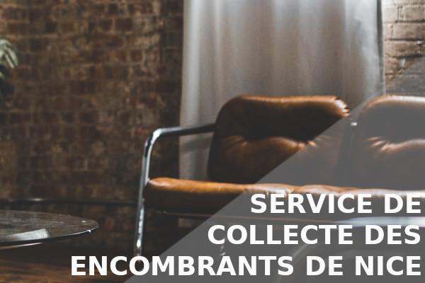 service collecte encombrants nice