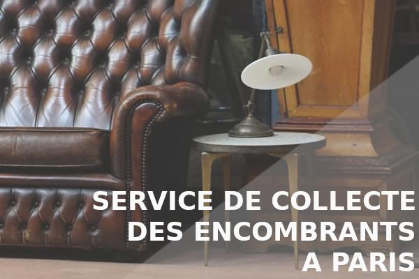 collecte encombrants paris