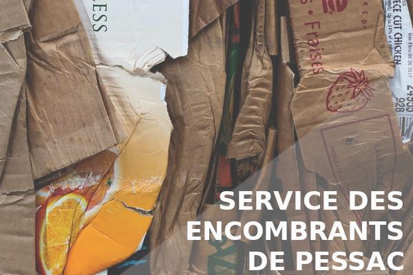 service encombrants pessac
