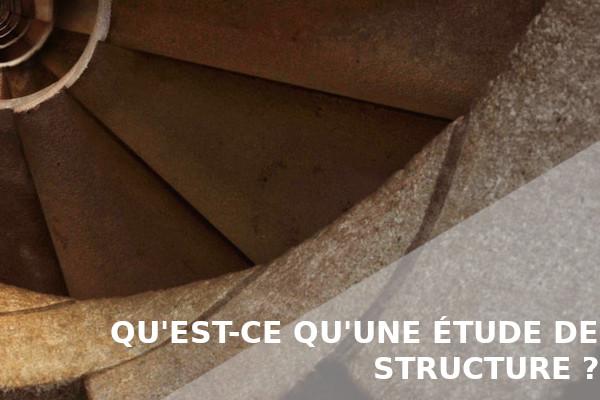 étude structure
