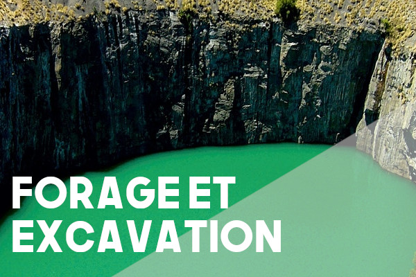 forage excavation