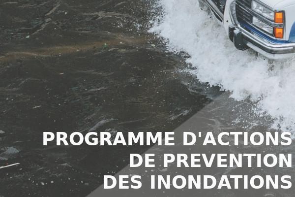 programme actions prévention inondations