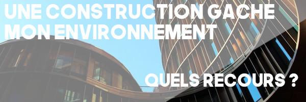 construction environnement recours