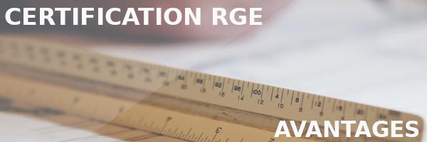avantages certification rge