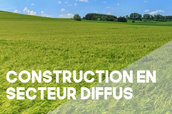 construction secteur diffus