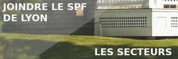secteurs spf lyon