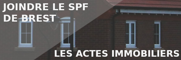 actes immobiliers spf brest