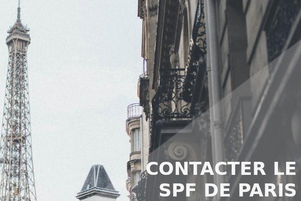 contacter spf paris