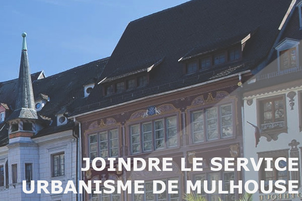 service urbanisme mulhouse