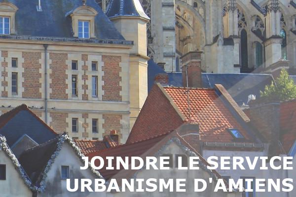 service urbanisme amiens