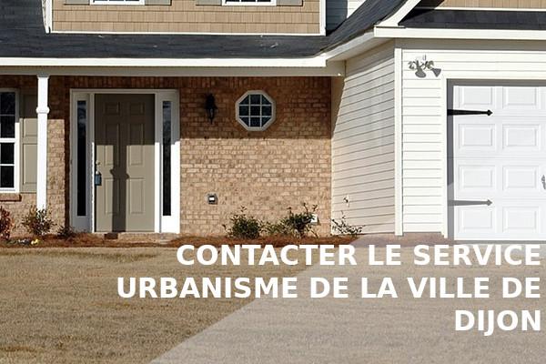 urbanisme dijon