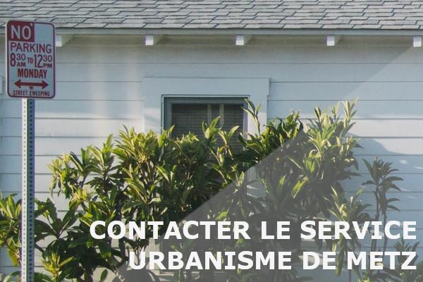 contacter urbanisme metz