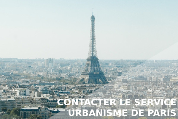 urbanisme paris