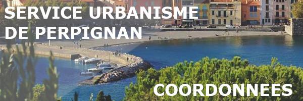 coordonnées service urbanisme perpignan