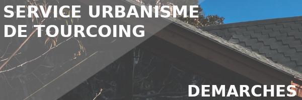démarches service urbanisme tourcoing