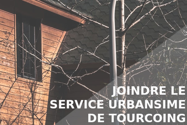 joindre service urbanisme tourcoing
