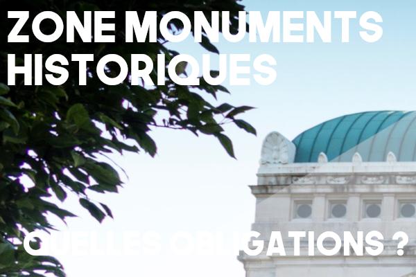 zone monuments historiques obligations