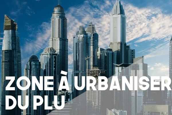 zone urbaniser plu